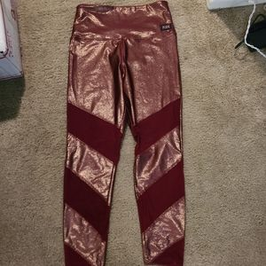 PINK victorias secret ultimate leggings medium